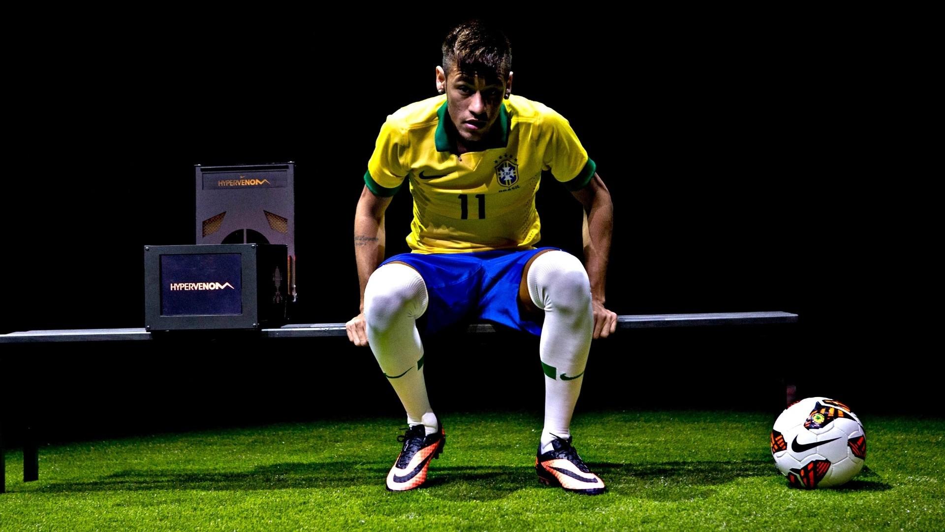 World Cup 2014 Neymar Jr