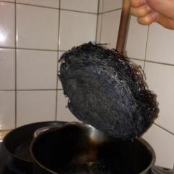 Gdy współlokator gotuje spagetti