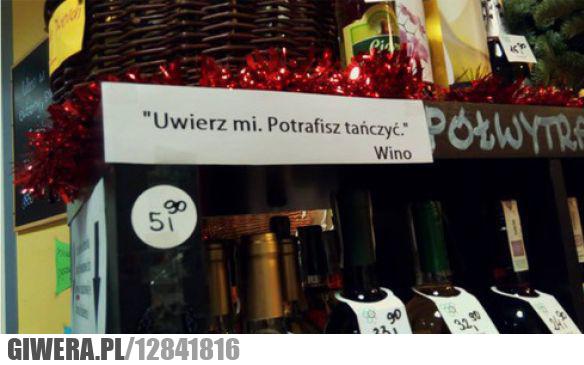 cytat, wino