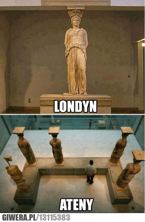 Londyn,Ateny,Sztuka,rzeźba