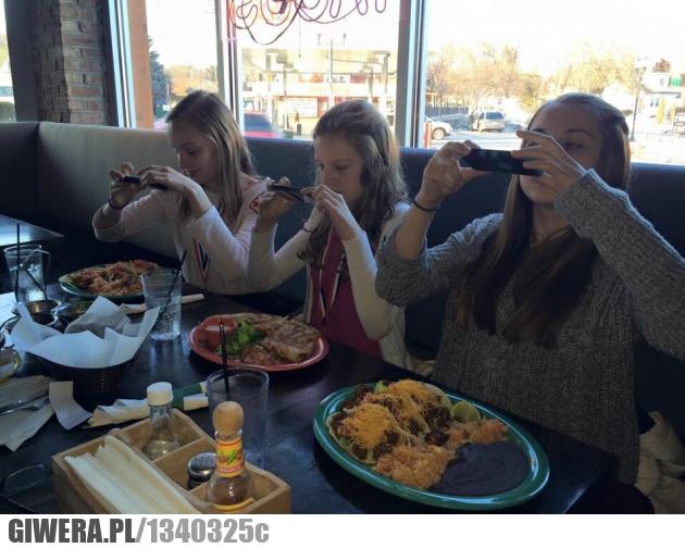 selfie,jedzenie,restauracja