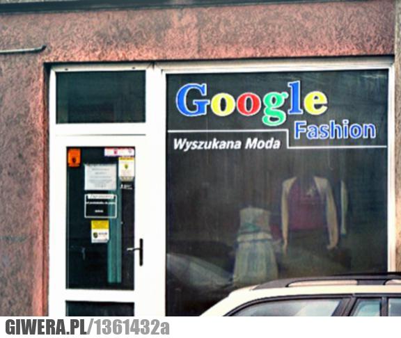 Google Fashion,Wyszukana moda
