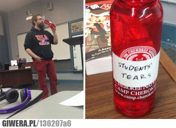Łzy studentów,studia,wykładowca,wykład
