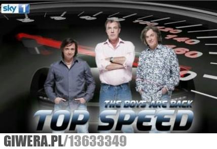 top gear,top speed