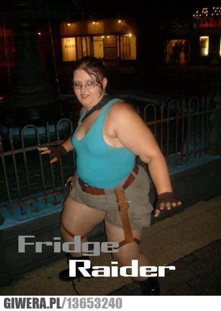 Frigde Raider,Tomb Raider