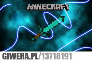 #miecz #piorunowy #minecraft