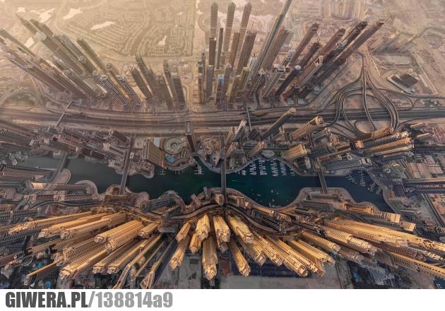 Dubaj,Zjednoczone Emiraty Arabskie,Earthporn,Wieżowce