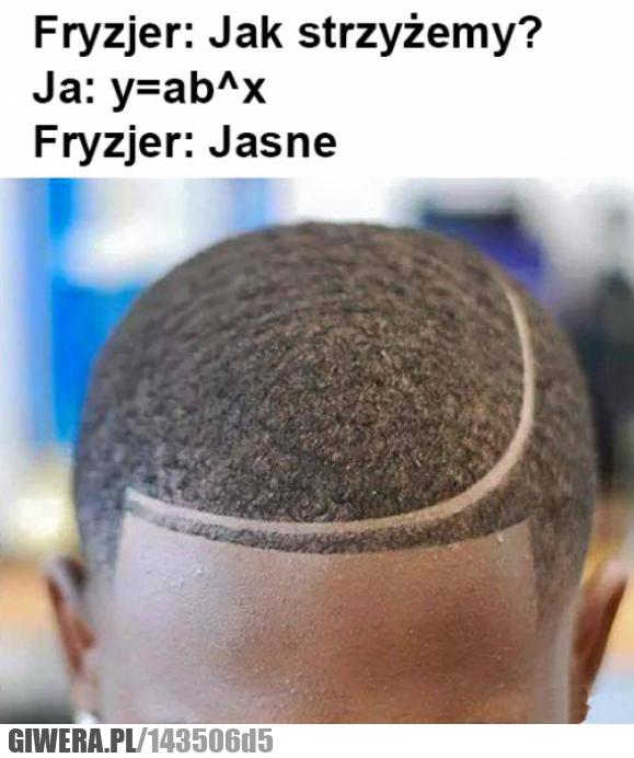 Fryzura męska,fryzjer