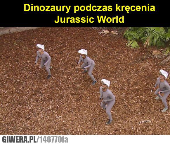 Dinozaury,Jurassic World