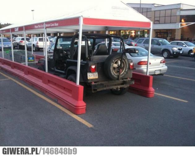 Parkin,sklep,Jeep