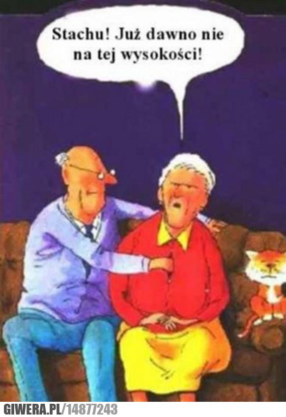 Stachu,Babcia,dziadek,cycki