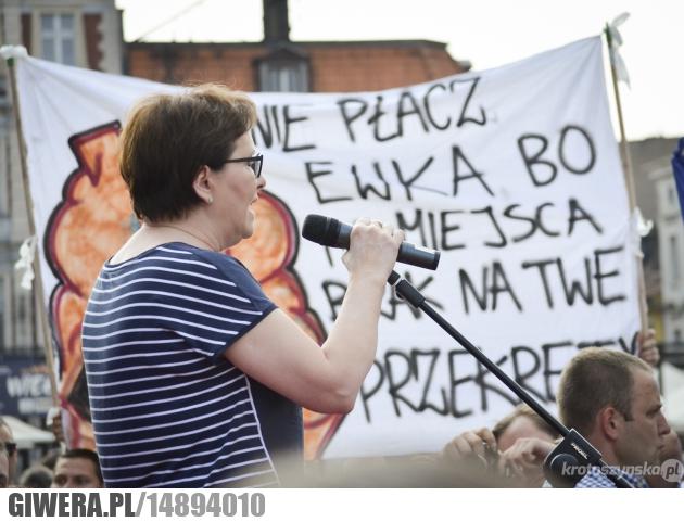 Krotoszyn,Ewa Kopacz