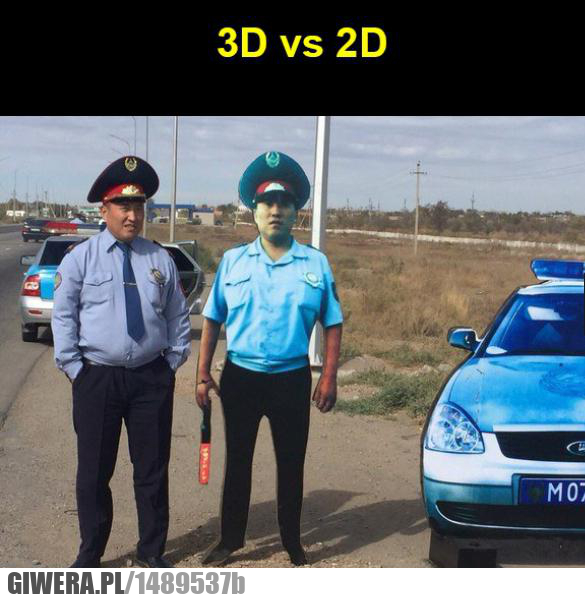 Policjant,2d,3d,ROsja