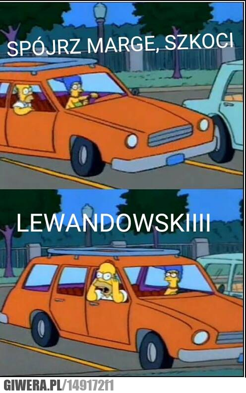Lewandowski,Szkoci,Szkocja