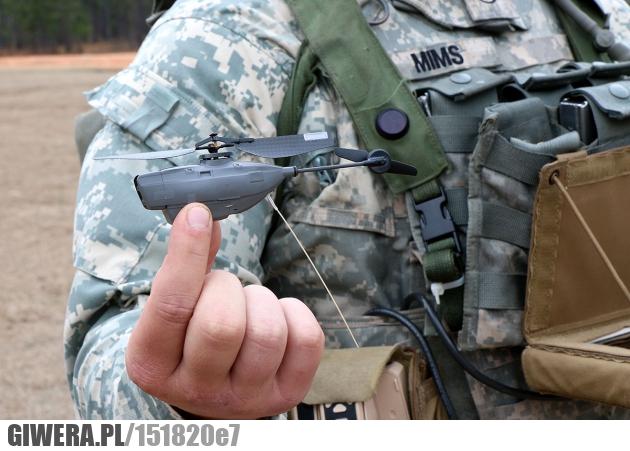 Dron,Wojskowy Dron