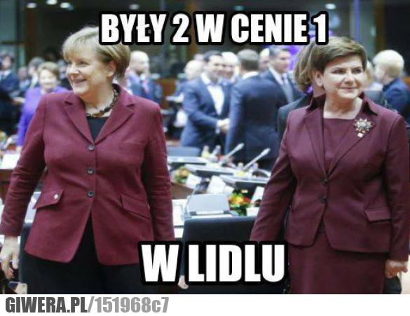 Merkel,Szydło