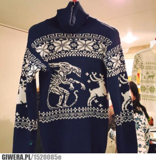 Sweterek od babci