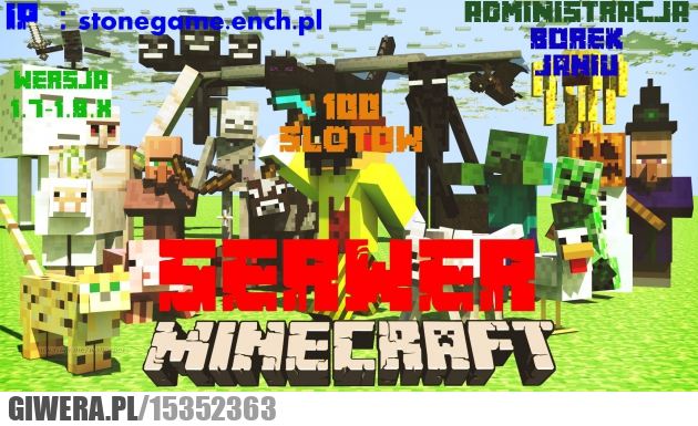 minecraft,survival,gry,mc,mc4u.pl,gildie