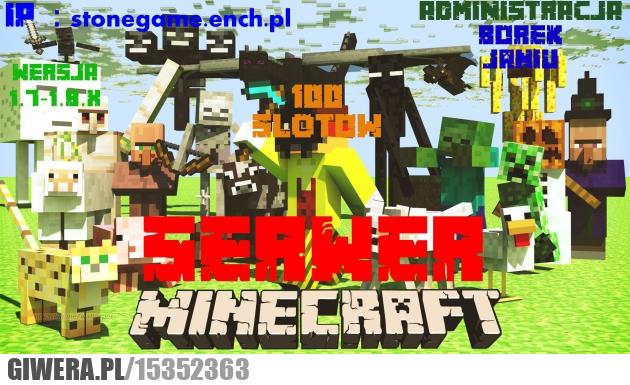 minecraft,survival,gry,mc,mc4u.pl,gildie