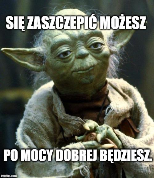 Mistrz Yoda przemówił