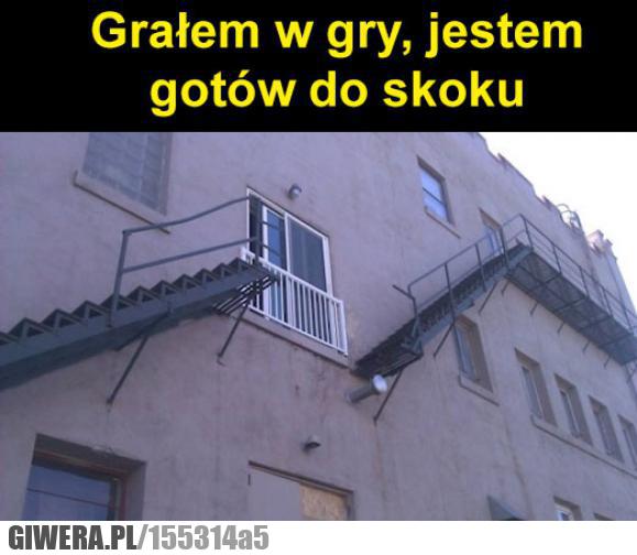 Gry,skok,schody