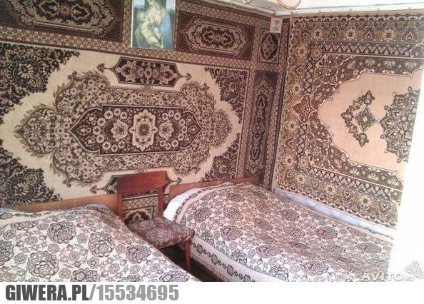 Rosja, dywan