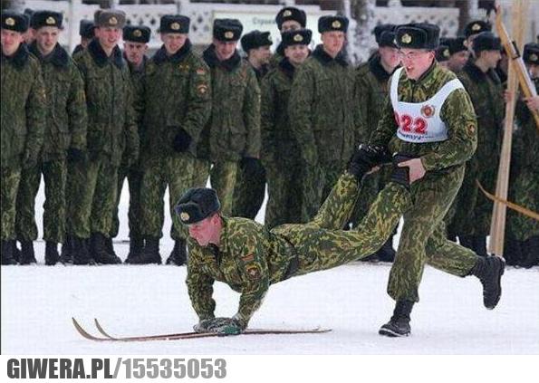 Zawody w wojsku