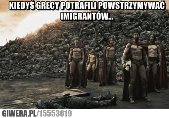 Grecy,300,Imigranci