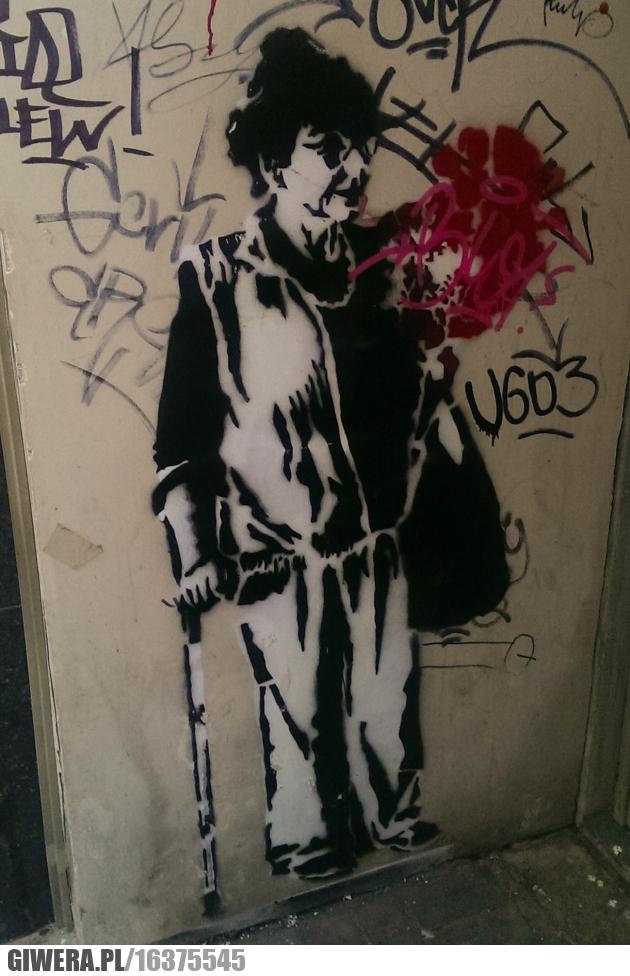Mural,Katowice