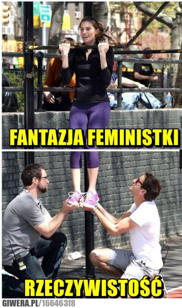 Fantazja feministki