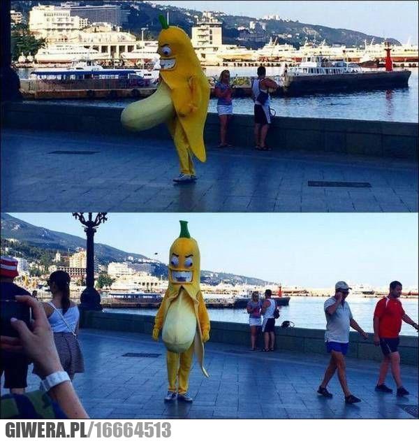 Kostium,banan