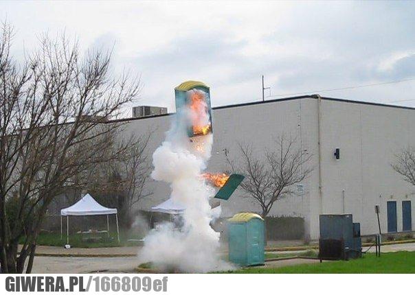 kebab,toaleta,ogień