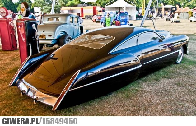 Piękne auto. Cadillac z 1948
