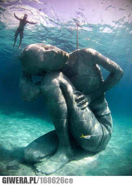 Podwodna rzeźba