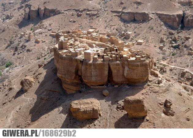 Jemen,Wioska,Earthporn
