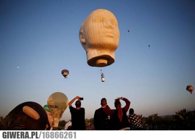 balon,twarz