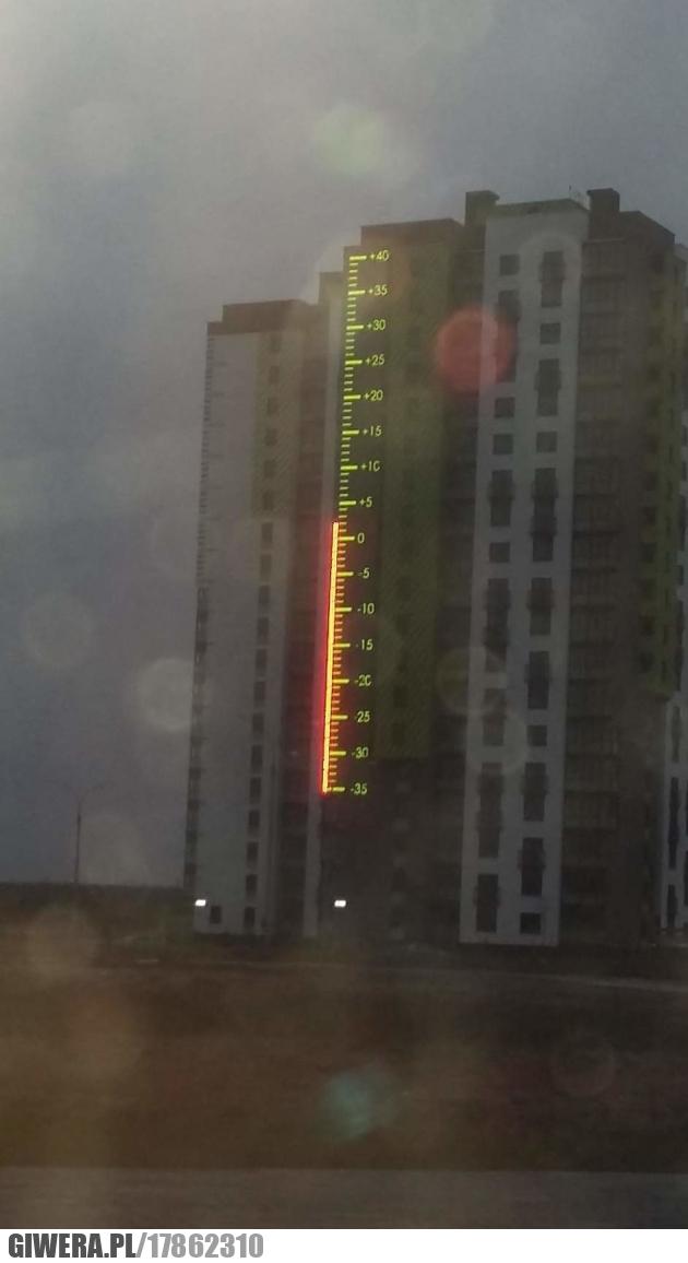 Termometr,Rosja,Syberia