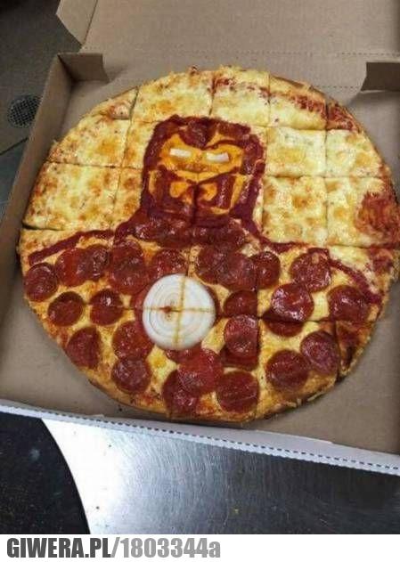 Iron Pizza,Iron Man