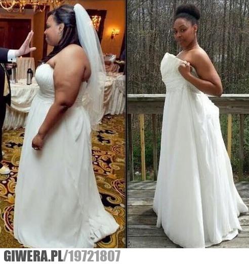A mówią, że kobieta po ślubie przestaje o siebie dbać