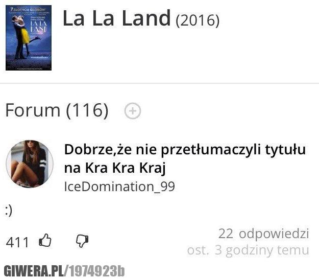 Tłumaczenie tytułu na język polski