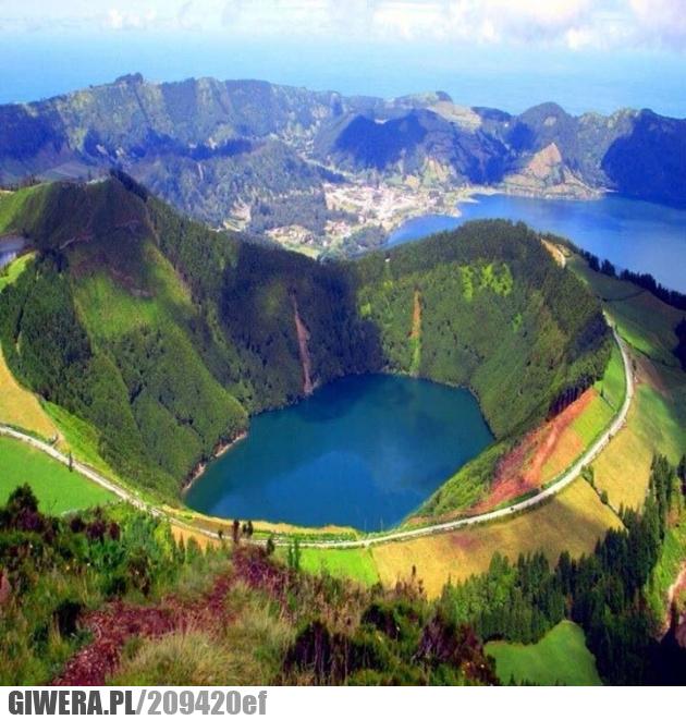 Portugalia,Lake of Fire,Sao Miguel Island,Azores