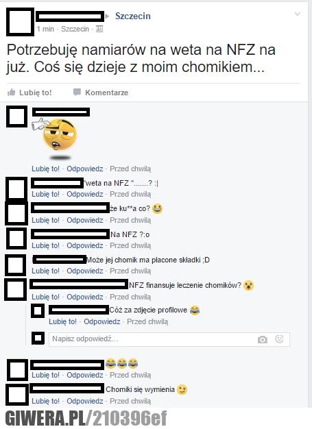 NFZ,CHOMIK