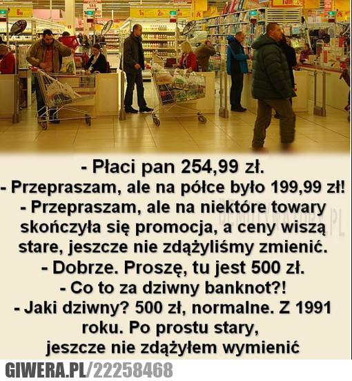 sklep, zakupy, sedno sprawy