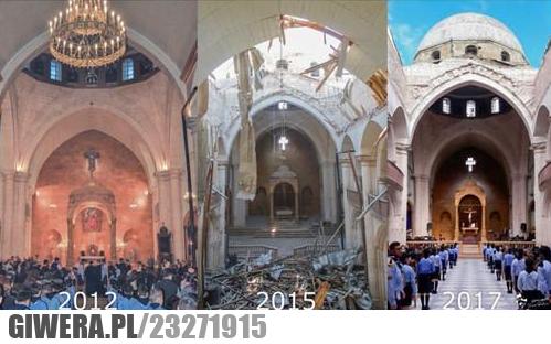 Chrześcijanie w Aleppo