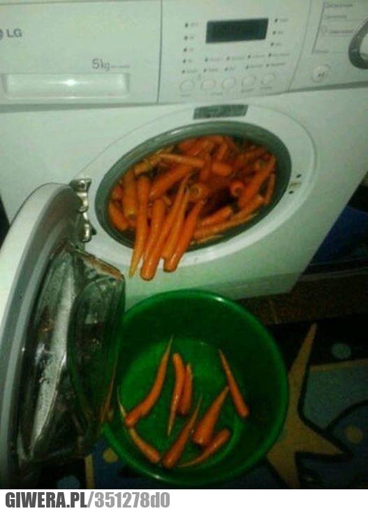 Gotowanie,marchewki