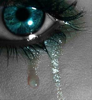 Łzy ...to dziś takie normalne...