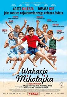 Wakacje Mikołajka (2014), Lektor PL