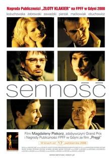 Senność (2008) Cały film PL