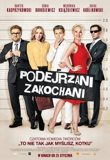 Podejrzani zakochani (2013) Cały film PL