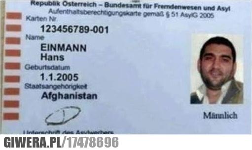 islam, azyl, 11 lat, dziecko, oszustwo